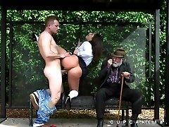xhamster Abella Danger doggystyle public sex