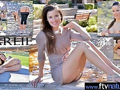 xhamster Girl (Carlie) Strip And Play...