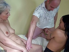 xhamster OldNanny Old lady with pretty...