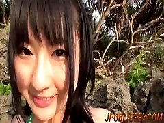 xhamster Mayuka Akimoto  blows tasty dick...