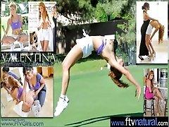 Horny Girl (Valentina) Play With...