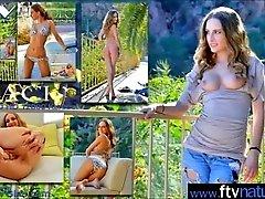 (Maci) Amateur Sexy Girl Strip...