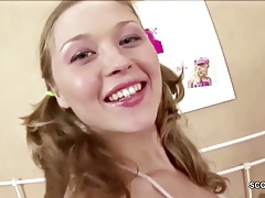 xhamster Extrem Skinny and Flexible Teen...