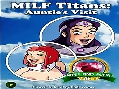 xhamster Milf Titans  Auntie&#039_s...
