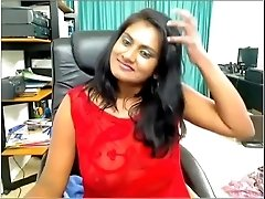 Nasreen Indian young girl webcam...