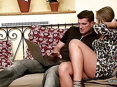 xhamster Perfect german step-sister get...