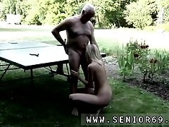 Teen handjob movies for old men...