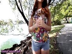 xhamster Amateur teen face spermed