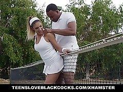 TeensLoveBlackCocks - Busty...