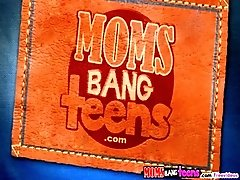 Moms Bang Teens - Fucking the...