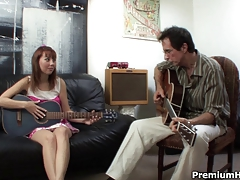 Teen whore Delila Darling learns...