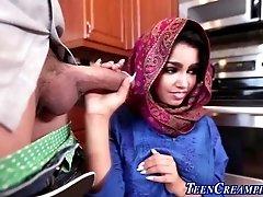 xhamster Cfnm arab teen fucked