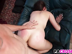 xhamster Peyton Robbie and her step daddy