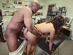 xhamster Black girl taking big black...
