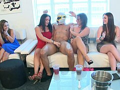 xhamster Hotel Blowjob Party