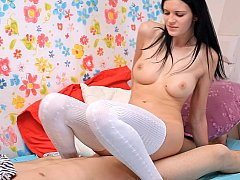 xhamster Young Mia in hardcore action