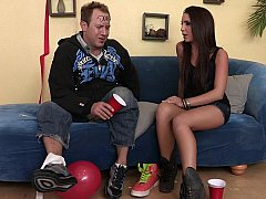 xhamster Giselle wants to party with huge...