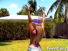 xhamster Huge Booty Teen Celebrates 4th