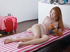 xhamster Playful redhead teen Michelle...