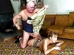 xhamster Grandpa Fucks His Teen for Cash...