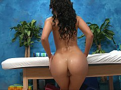 xhamster Curvaceous female shows off her...