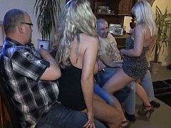xhamster Blonde Germans in orgy