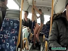 xhamster Real european enjoying public...
