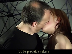 xhamster Lexi caught in bdsm web and...